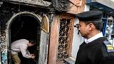 Cairo petrol bomb attack kills 16