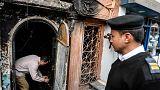 Al menos 18 muertos en una discoteca de El Cairo por la explosión de un cóctel molotov