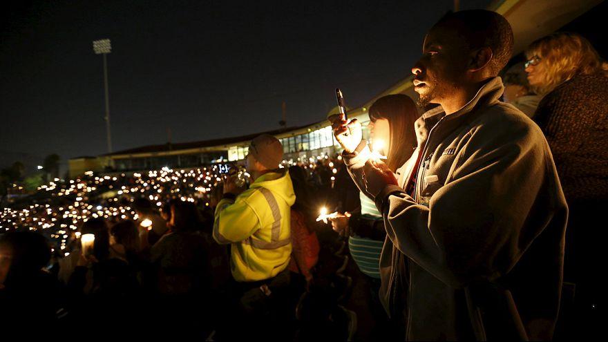 EUA recorda vítimas do ataque em San Bernardino
