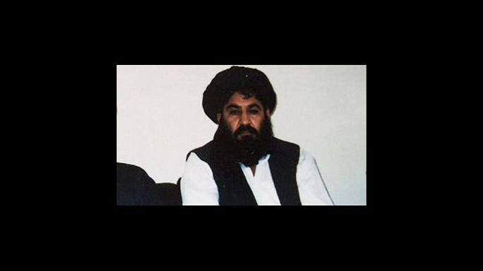 مقتل زعيم الطالبان في أفغانستان الملا أختر محمد منصور