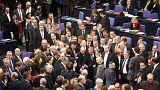 Almanya parlamentosu Suriye tezkeresini kabul etti