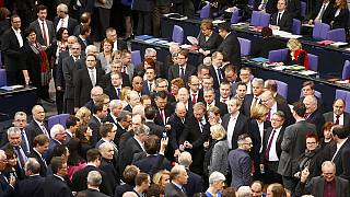 El Parlamento alemán aprueba la intervención militar en Siria contra Dáesh aunque sin participar en los bombardeos