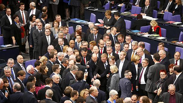 Парламент Германии одобрил участие бундесвера в антитеррористической операции