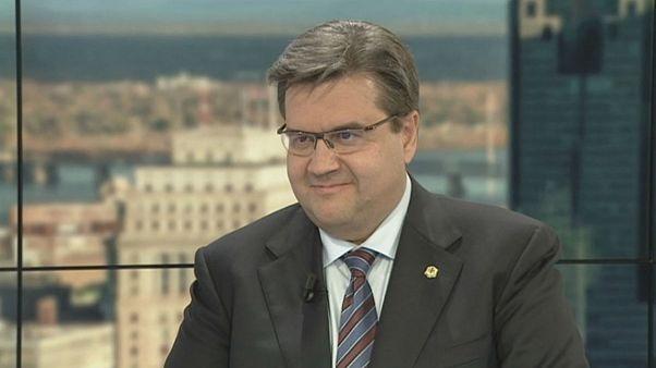 Rencontre avec Denis Coderre, maire de Montréal