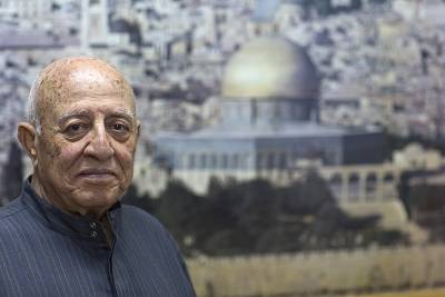 Ahmed Qurei, also known as Abu Ala, was the senior Palestinian negotiator in the Oslo peace process in the 1990s. During the talks, the Palestinians acknowledged the right of Israel to exist although a Palestinian state have never been created.