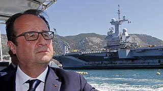Στην Κύπρο ο Πρόεδρος της Γαλλίας, Ολάντ
