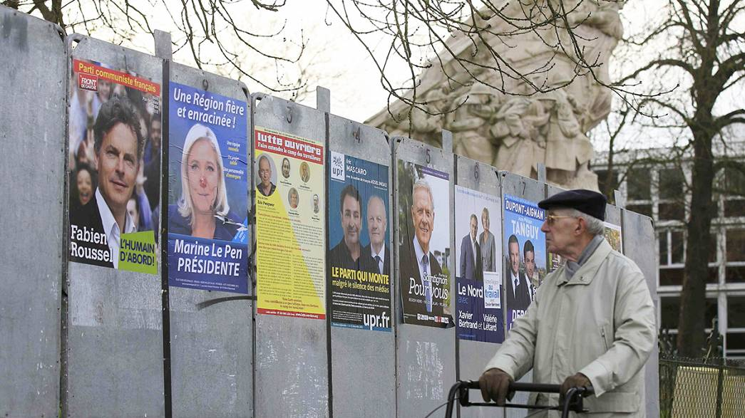 France's far right revs up for roaring performance in regional votes
