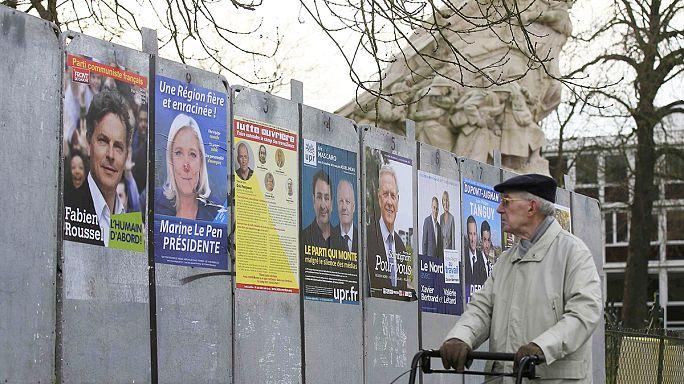 Fransa'da aşırı sağ partiler rekora koşuyor