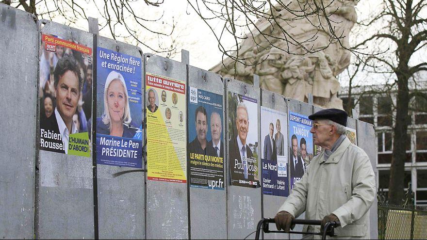Francia, regionali : domenica il primo turno. Il FN di Marine Le Pen verso trionfo