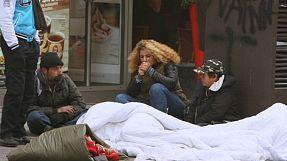 La pobreza, una lacra que no deja de aumentar en Europa
