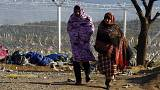 IOM warns of tensions at Greek-Macedonian border