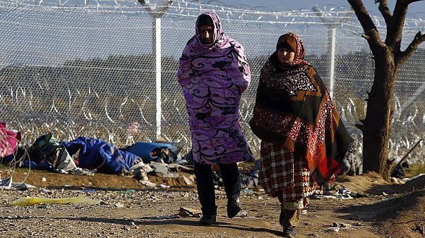 IOM warns of tensions at Greek-Macedonian border