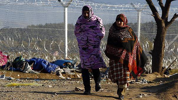 Yunanistan-Makedonya sınırında tansiyon yükseliyor