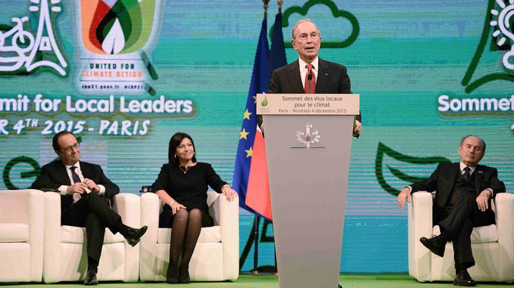 Klimagipfel in Paris: Bürgermeister suchen nach regionalen Lösungen