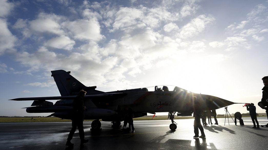 Bundeswehr: Longe da linha da frente