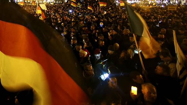 Pegida 'anti-Islamisation' group in fresh bid for British backing