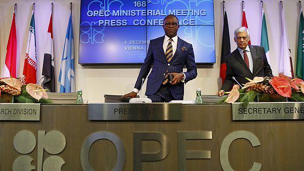 OPEP não chega a acordo para reduzir a produção de petróleo