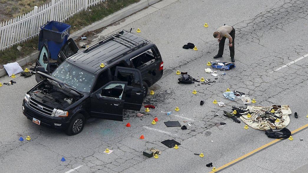"""El FBI investiga el tiroteo de San Bernardino como """"un acto de terrorismo"""""""