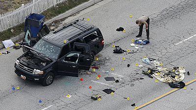 Fusillade de San Bernardino : la piste d'un ''acte de terrorisme'' privilégiée