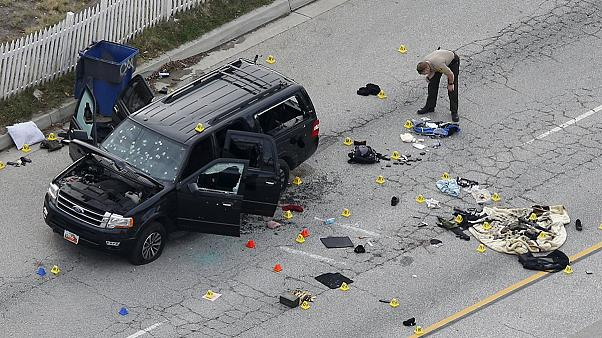 "FBI investigating San Bernardino shooting as ""act of terrorism"""