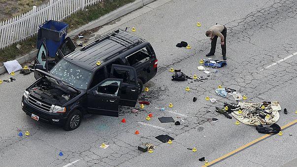 """EUA: tiroteio de São Bernardino investigado como """"ato de terrorismo"""""""