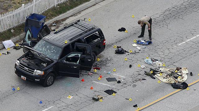 """الـ: """"آف بي آي"""": اعتداء سان بيرناردينو في كاليفورنيا """"عمل إرهابي"""""""
