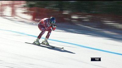 Svindal suma su tercer triunfo consecutivo al imponerse en el descenso de Beaver Creek