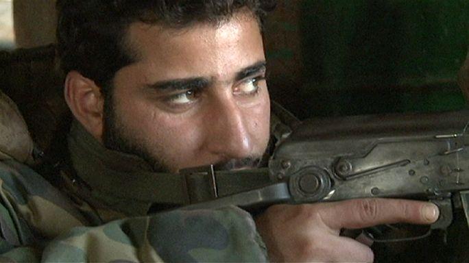 مقتل أكثر من 50 مدنياً في قصف لقوات النظام السوري