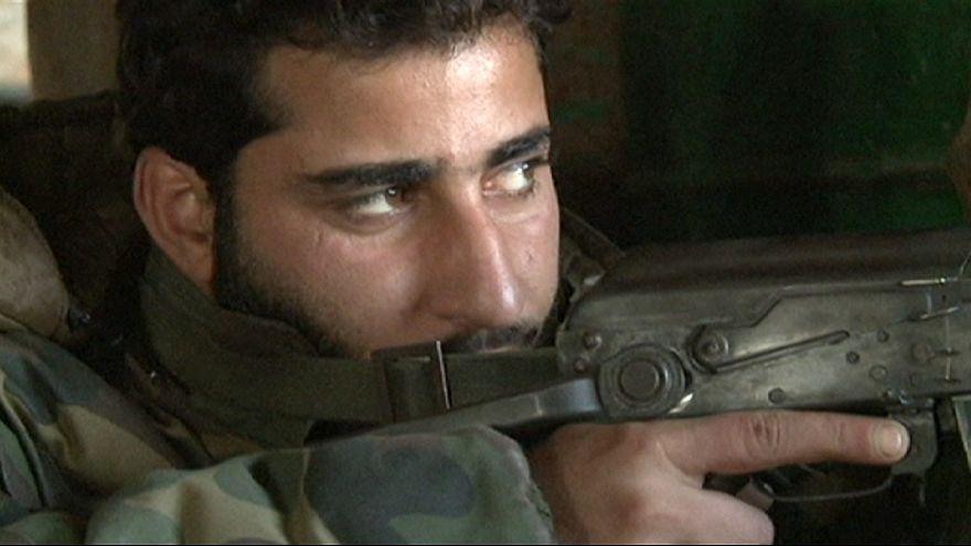 Syrie : une cinquantaine de civils tués autour de Damas