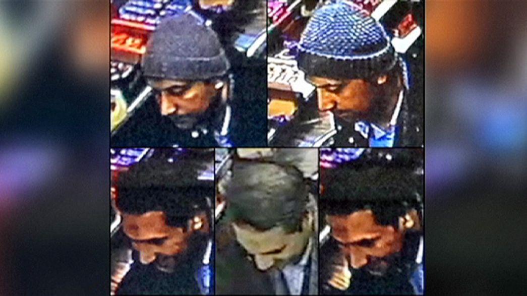 Neue Verdächtige für Terroranschläge in Paris