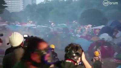Tear Gas Scented Candle (Amnesty International)