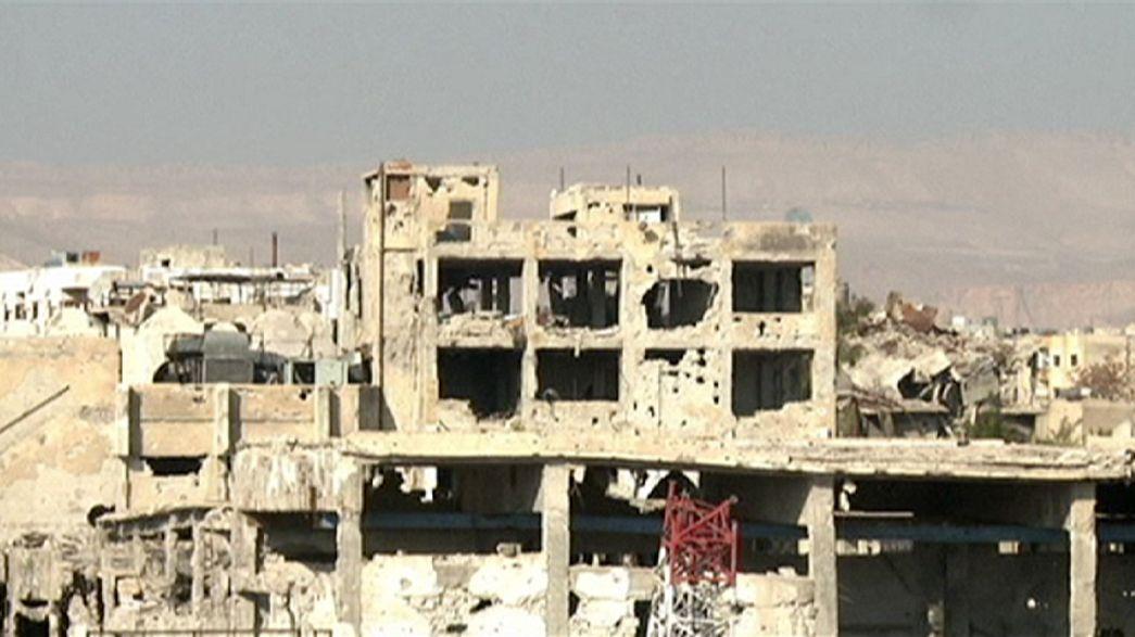 Más de 50 muertos en los últimos bombardeos en Damasco