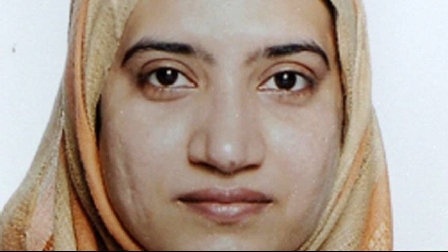 Todesschützin von San Bernardino: Treueschwur an IS-Kalif Al-Baghdadi