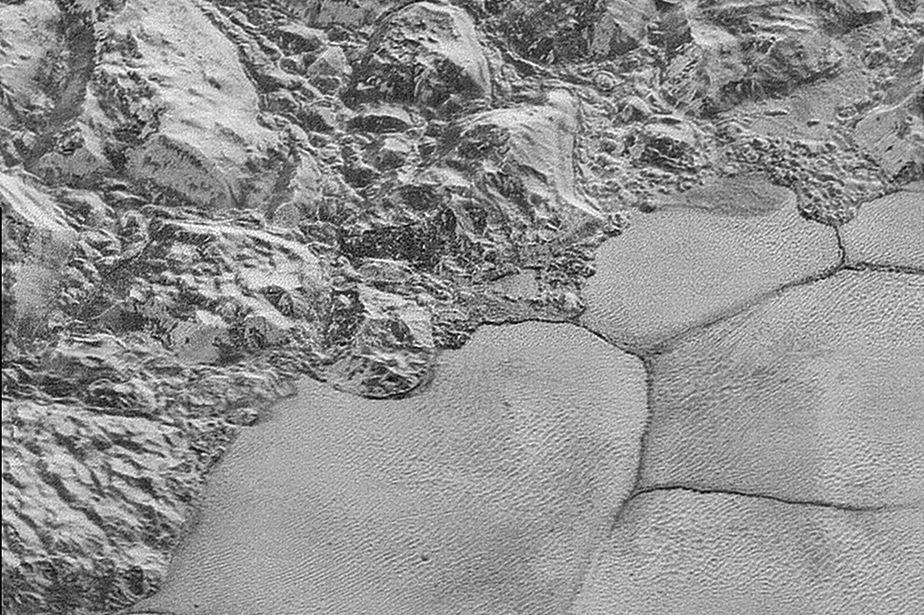 La Nasa dévoile des images détaillées de Pluton