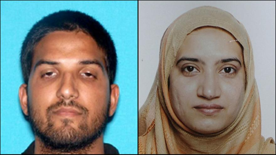 ISIL claims San Bernardino attackers were its followers