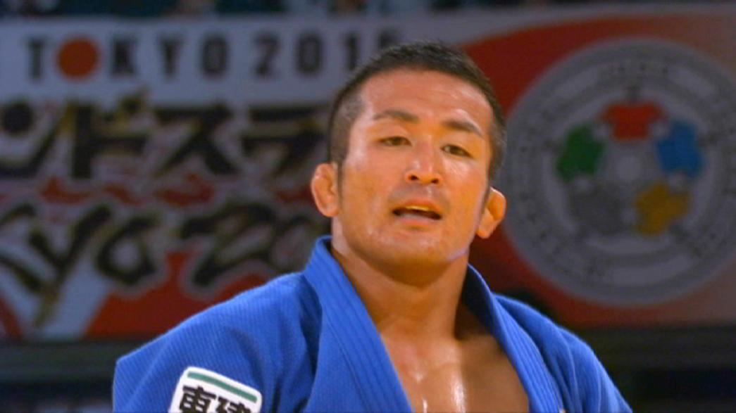 Japanese judo dominant as Europe launches fightback