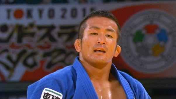 اليابان تعزز سيطرتها في اليوم الثاني من جائزة طوكيو الكبرى للجودو