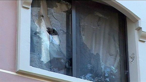 مظنون اسلامگرا با یورش ماموران امنیتی لبنان خود را منفجر کرد