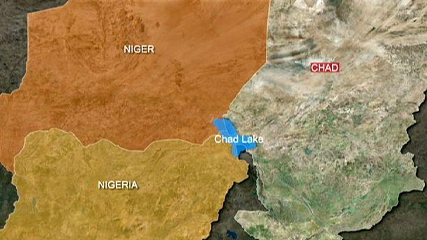 Triple suicide attack in Chad leaves dozens dead