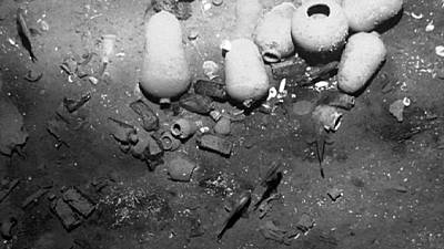 'Holy Grail' of shipwrecks found off Colombian coast