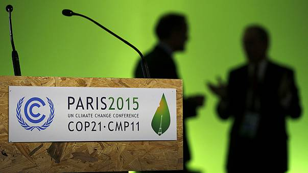 Draft deal reached at Paris climate conference
