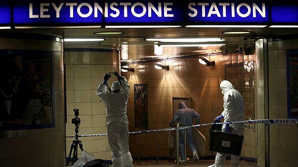 Tres heridos en un ataque terrorista en el metro de Londres