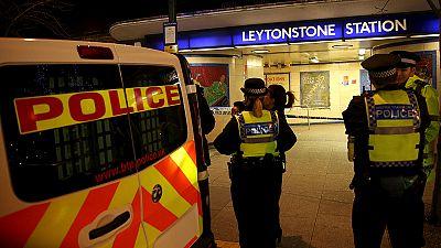 """Messerattacke in London - Polizei spricht von """"Terrorakt"""""""