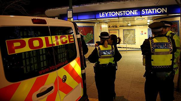 """Stabbing at London tube station is a possible """"terrorist incident"""" - police"""