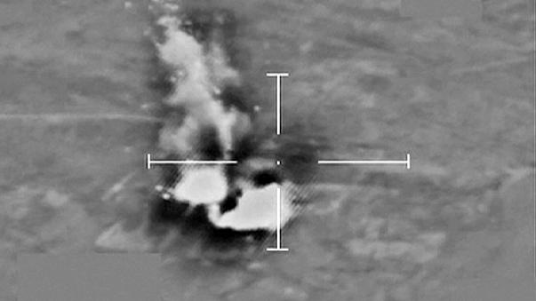 Syria: ISIL oil fields pounded by British bombers