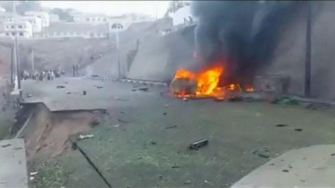 Terrortámadás Jemenben - megölték az ádeni kormányzót