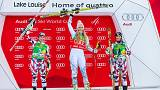 Ski-Star Vonn mit Hattrick in Lake Louise - Hirscher siegt in Beaver Creek