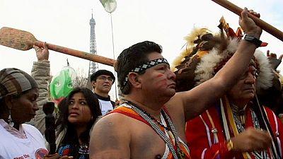 Una alianza indígena contra el cambio climático