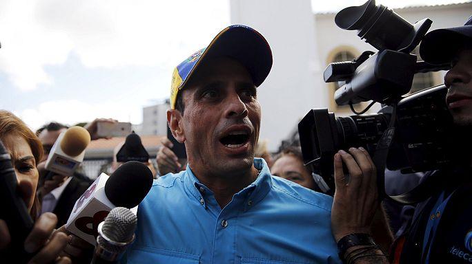 Venezuela vota por el cambio y da la espalda a Maduro