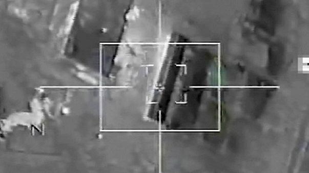 Amerikai gépek az oroszok szövetségesét bombázták?